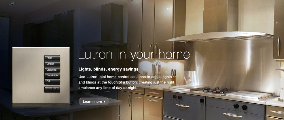 Lutron In Your Home