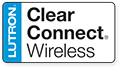 Clear Connect wireless technology logo