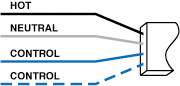 multi-input ballast diagram