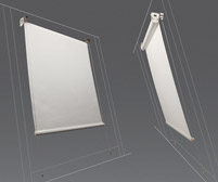 Lutron Sivoia Qs Cable Guided Shades