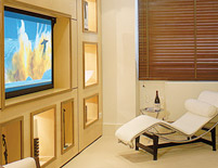 Cadogan Square TV Room