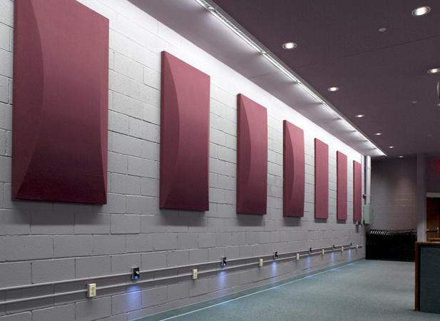MultiPurpose Light Control Montgomery College Theater Arts Building