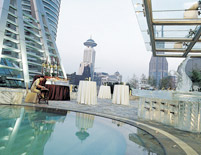 JW Marriott Hotel Shanghai Swimming Pool