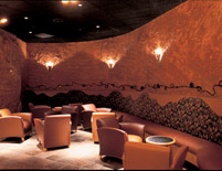 Harrah's Range Steakhouse Dining Area