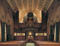 St. Anne's Church Full Interior