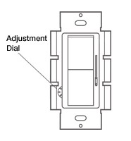 Adjustment Dial