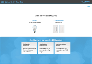 Dimming CFLs and LEDs on