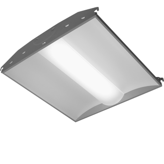 Marvelous The Volumetric Architectural Recessed Fluorescent Fixture Is  Energy Efficient, Fully Luminous, And Provides Soft Ambient Light. This  Fixture Is Ideal For ...