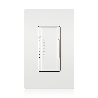 lutron maestro timer overview