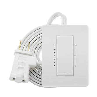 lutron radiora® 2 rf tabletop lamp dimmer overview the radiora 2 table lamp dimmer plugs into a standard receptacle to include table lamps in the system