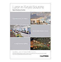 Specifying Lutron LED drivers