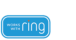 Works with Ring Logo