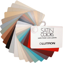 satin colors samples