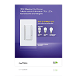 C·L Dimmers Brochure