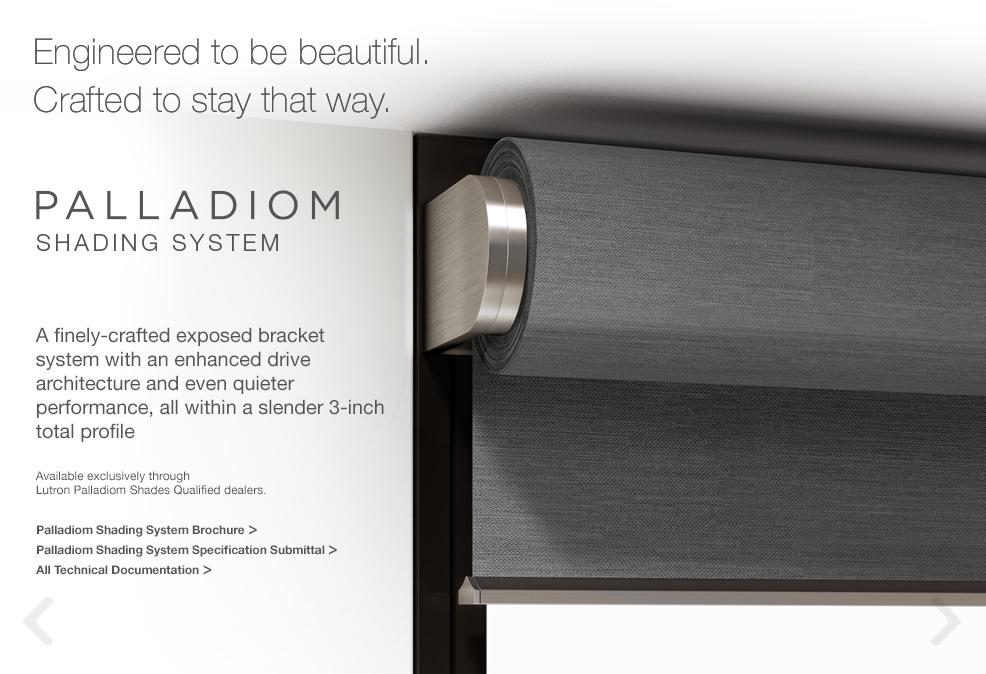 Palladiom on Lutron Maestro Wiring Switches