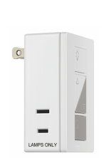 Caseta Wireless Plug-In Dimmer/Switch
