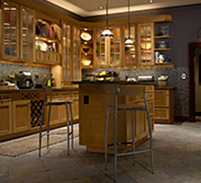 Kitchen title 24g permanently installed lighting in kitchens must be high efficacy lighting ja8 lights non colored leds screw based bulbs and recessed ceiling downlights workwithnaturefo