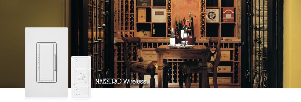 lutron maestro wireless system overview rh lutron com lutron maestro wireless mrf2 lutron maestro wireless switches