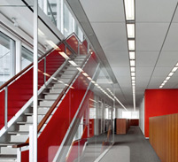light control in building corridors