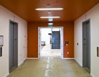 Bently Reserve Hallway