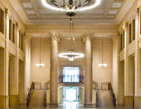 Bently Reserve Foyer