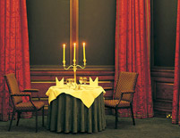 One Whitehall Place Dining Table