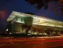 Capital Museum Exterior Lighting