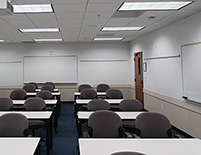 Typical classroom control includes occupancy sensor and HVAC control