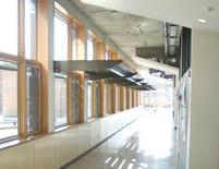 Sidwell Friends Middle School Hallway