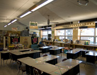 Sidwell Friends Middle School Class Room