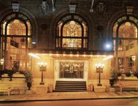 Hotel Bethlehem Entrance