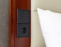 Wireless Pico keypad provide bedside control