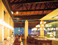 Spa of Siam Dining Area