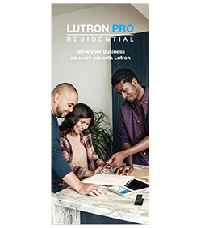 Lutron PRO Residential Brochure
