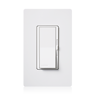 lutron diva dimmer and switch overview. Black Bedroom Furniture Sets. Home Design Ideas