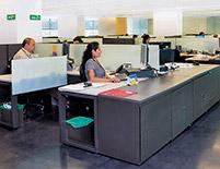 Piso de Oficinas, Constructora Conconcreto, Colombia