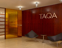 TAQA New World Lobby