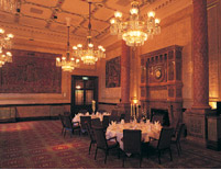 One Whitehall Place Dining Hall