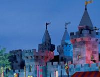 Legoland Exterior Lighting