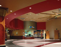 Cinemark Theaters Lobby