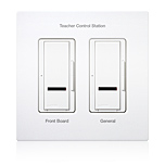 dimmer and switch control for K12