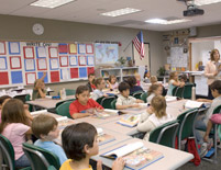 Lisa J. Mails Elementary School Class Room