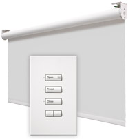 dimmer switch and shading solution
