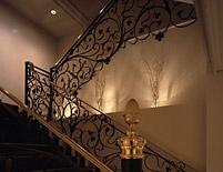 Gran Hotel la Florida Stairs