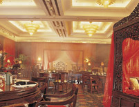JW Marriott Hotel Shanghai Dining Area