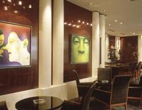 Park Hyatt Paris Lobby