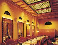 Restaurant Daniel Dining Area