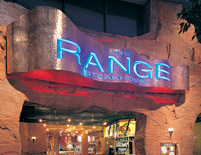 Harrah's Range Steakhouse Entrance