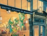 Benetton Exterior Lighting