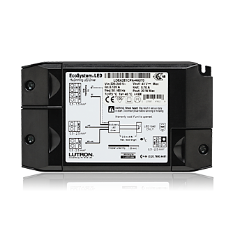 EcoSystem LED Driver OverviewLutron
